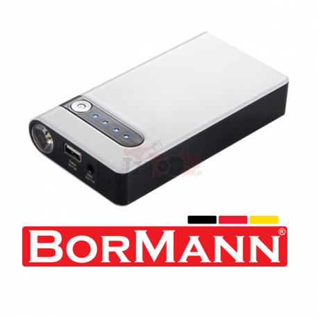 Εκκινητής Bormann+power bank 12V BBC8000 015543